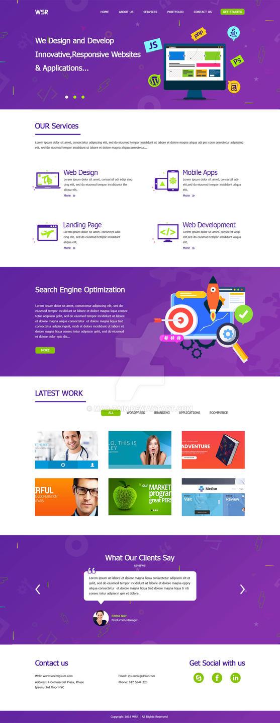 Software Company by mad-zain