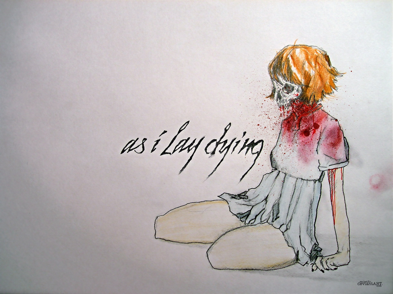 (as i lay dying M by ~Webst3R ) lay wallpaper