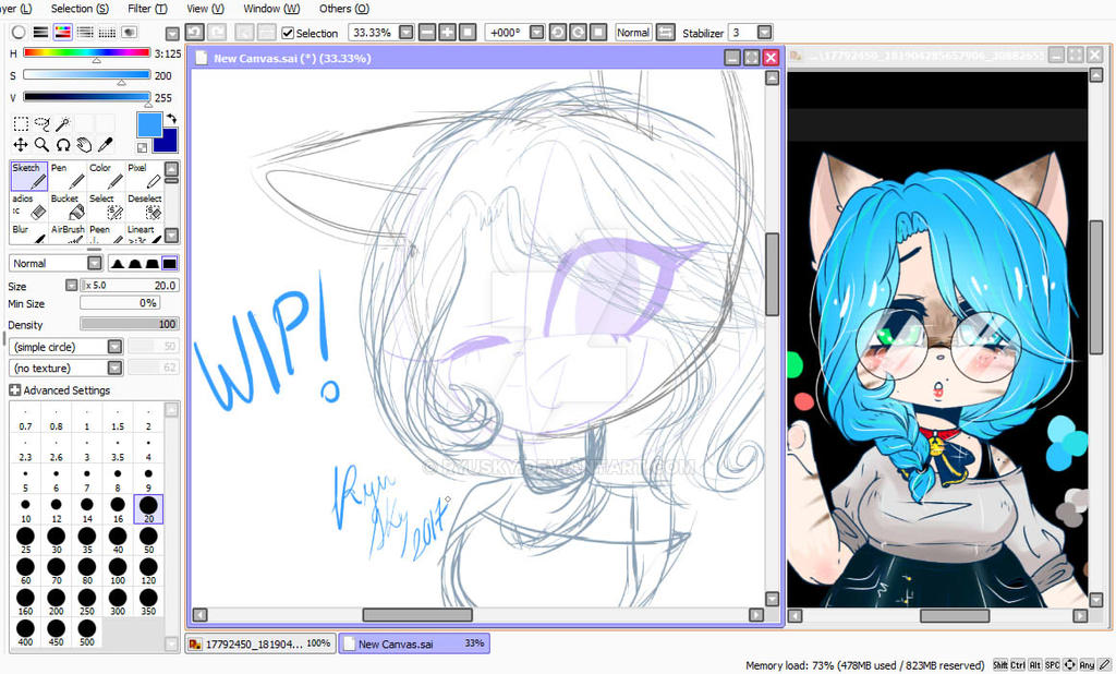 WIP : AT by RyuSky