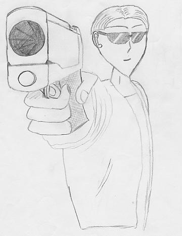 Pistol by daols