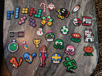 Perler collection #2 by daols