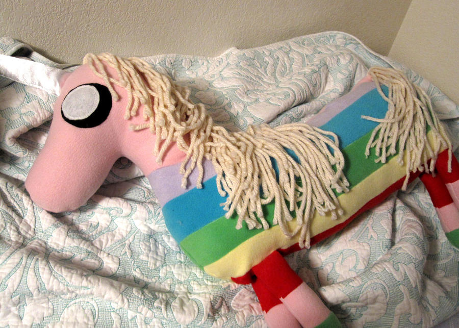 Lady Rainicorn Body Pillow By Realmunster On Deviantart