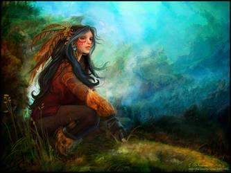 silence by irish-blackberry