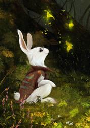 rabbit by irish-blackberry