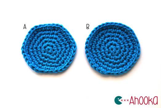 Tip : Nice round crochet circle