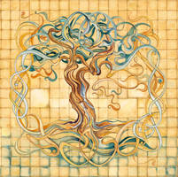 Tree of Life by ForestEdgeFineArt