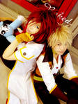 COSPLAY : TALES OF THE ABYSS