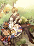SPLENDID TEA PARTY
