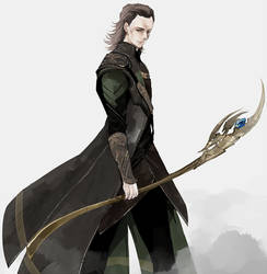 Loki by nairchan