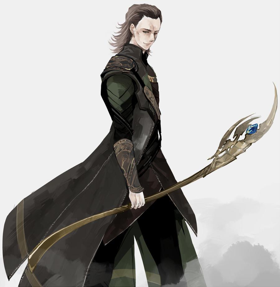 Loki by nairchan on DeviantArt