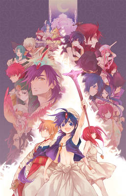 Magi only event
