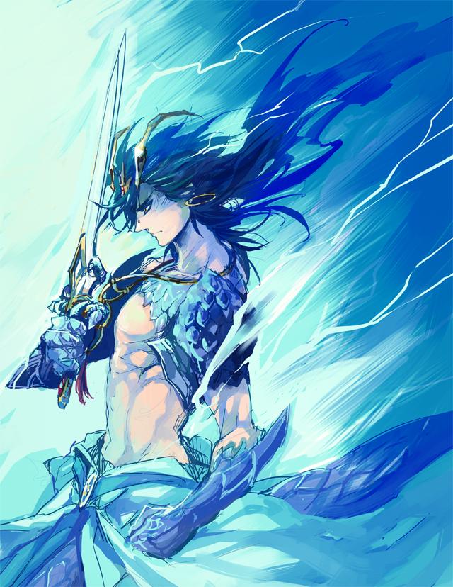 Baal by nairchan