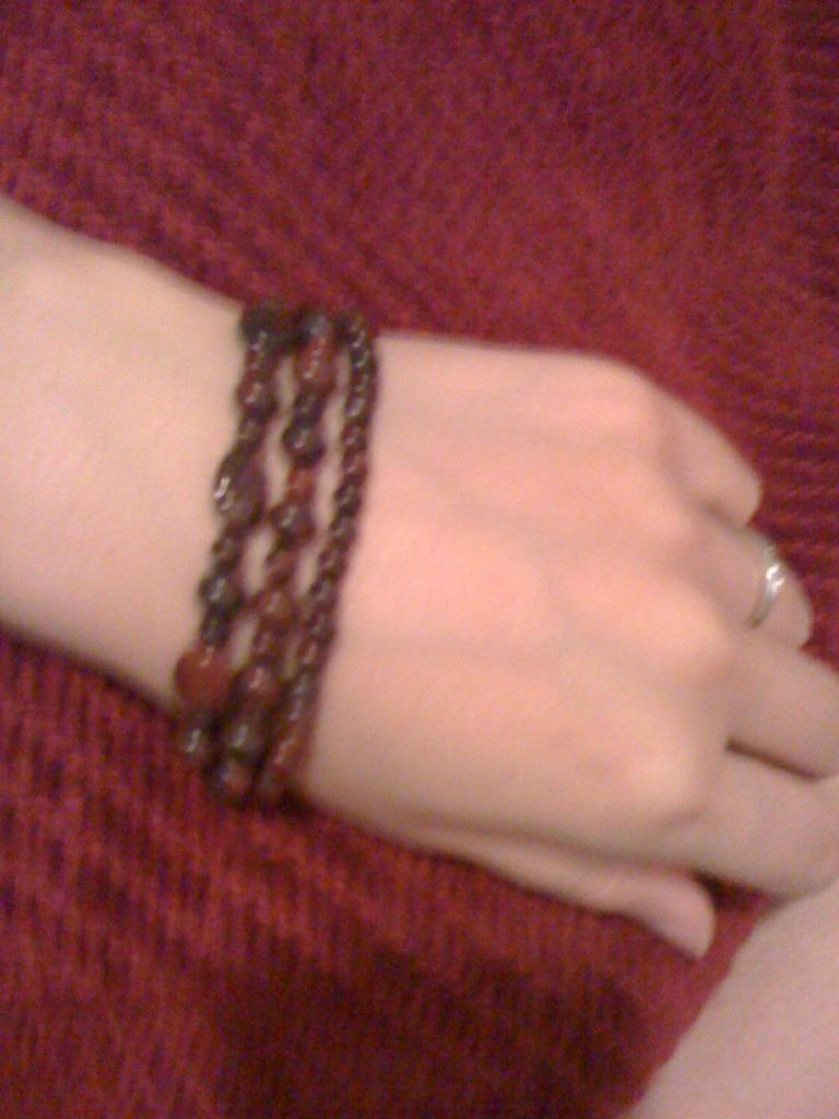 bracelet 1 by darquiel