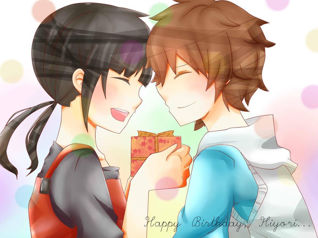 Happy Birthday Hiyori by Ai39