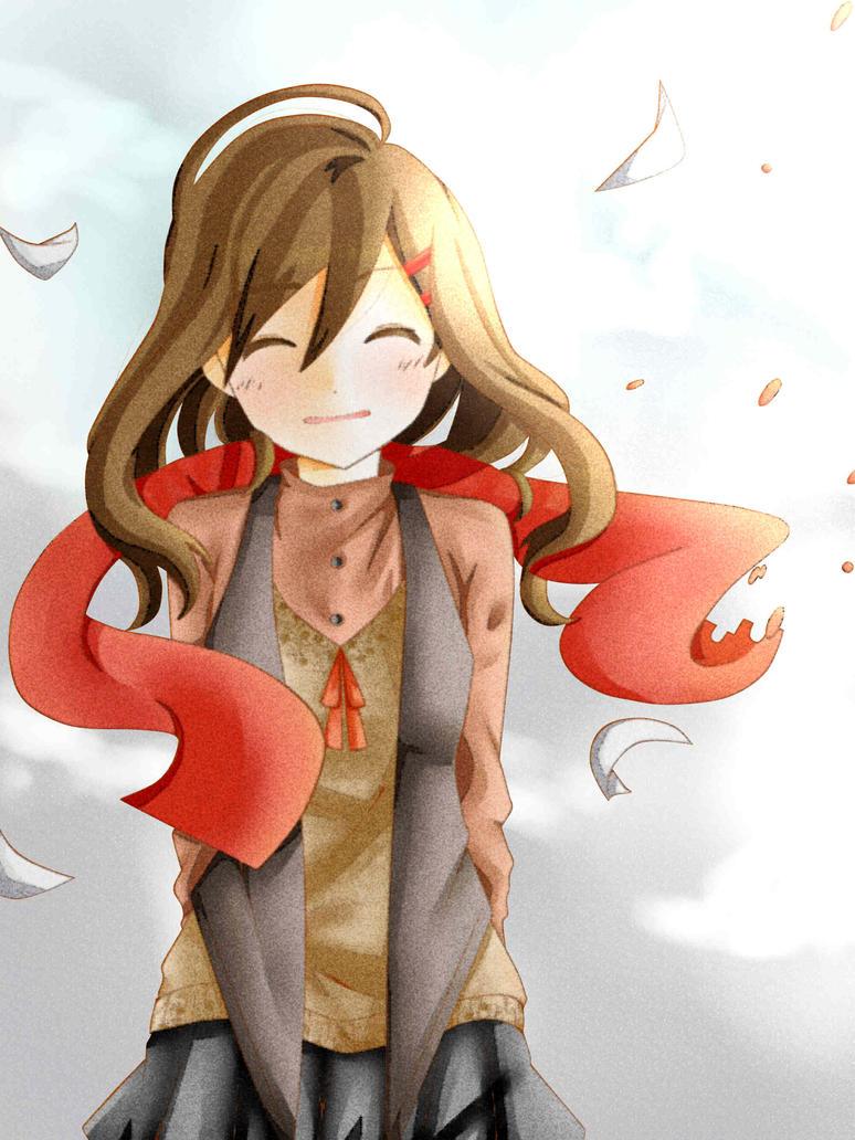 Tateyama Ayano's smile by Ai39