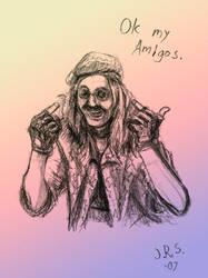 Ok my Amigos by AmazingTrout