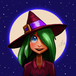 Tappy Witch Icon