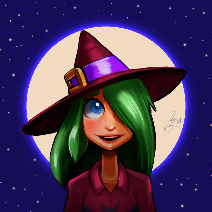 Tappy Witch Icon by AmazingTrout