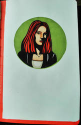 Black Widow by Razum22