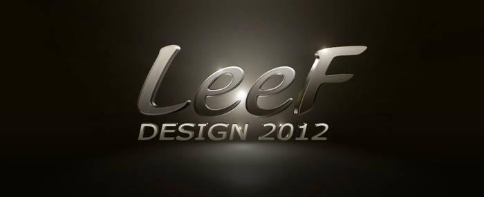 leef logo 2012 design