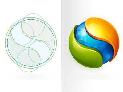 s logo design by hileef