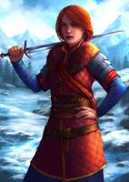 Cerys an Craite by Neirr