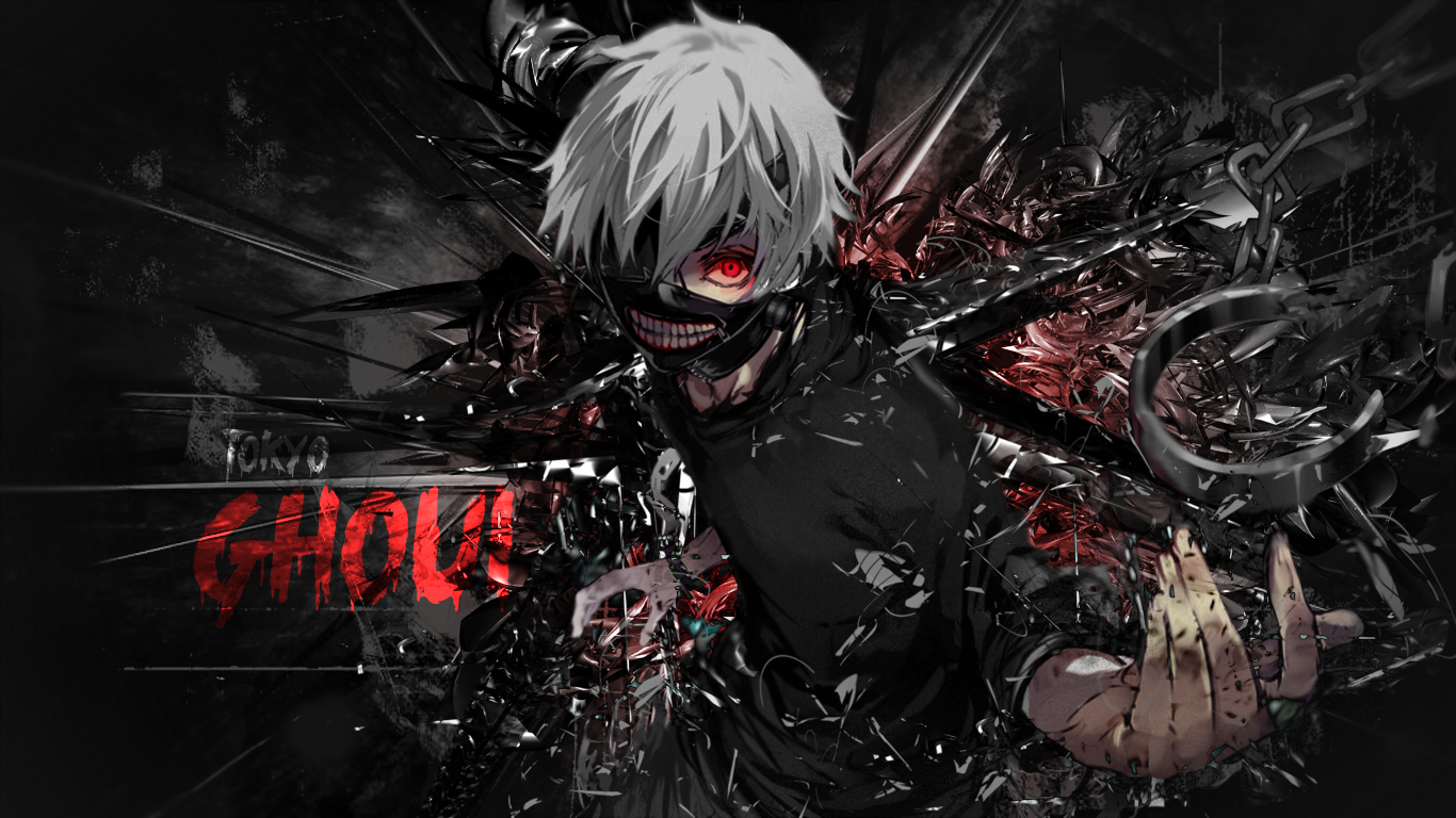 Tokyo Ghoul Wallpaper By Bobyramadhan On Deviantart