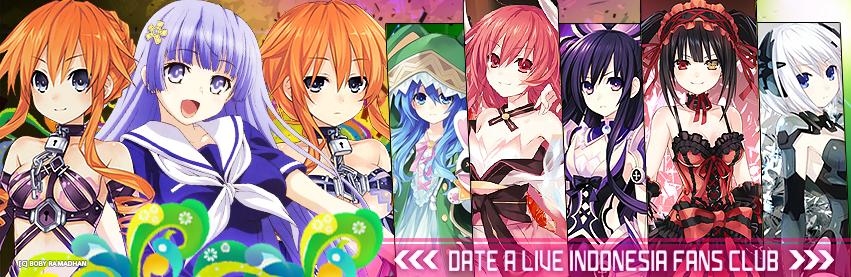 Date A Live Season 2 By Bobyramadhan