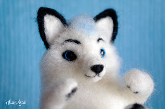 Custom made fantasy fox II