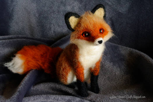 Red fox for S.