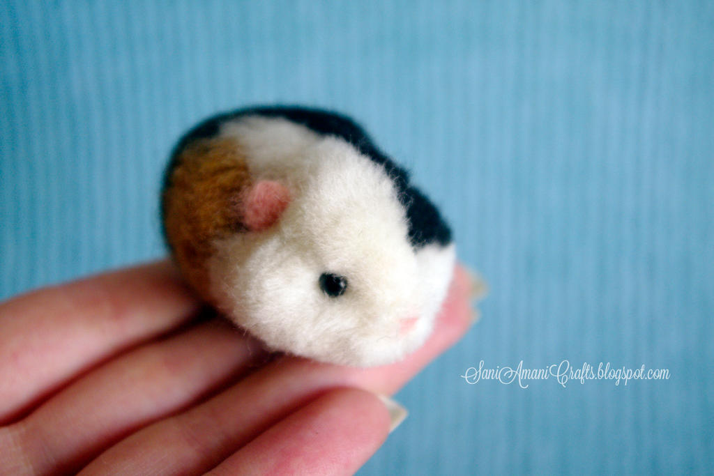 guinea pig baby by saniamanicrafts on deviantart