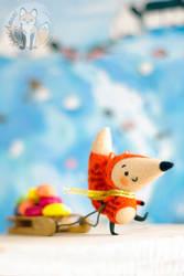 cartoon fox III