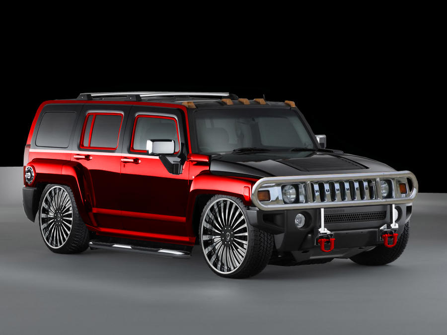 Hummer Tuning By Sauron88 On Deviantart