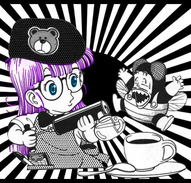 Arale By Sauron88 On DeviantArt