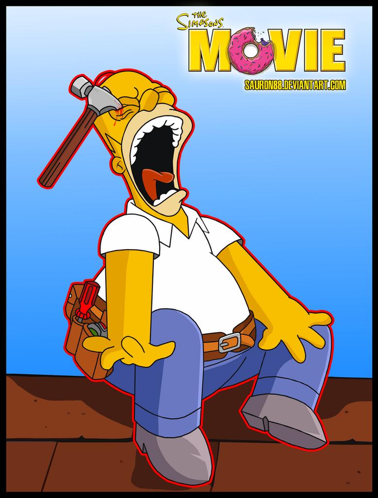 Homer by Sauron88