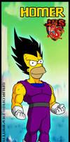Homer Vegeta