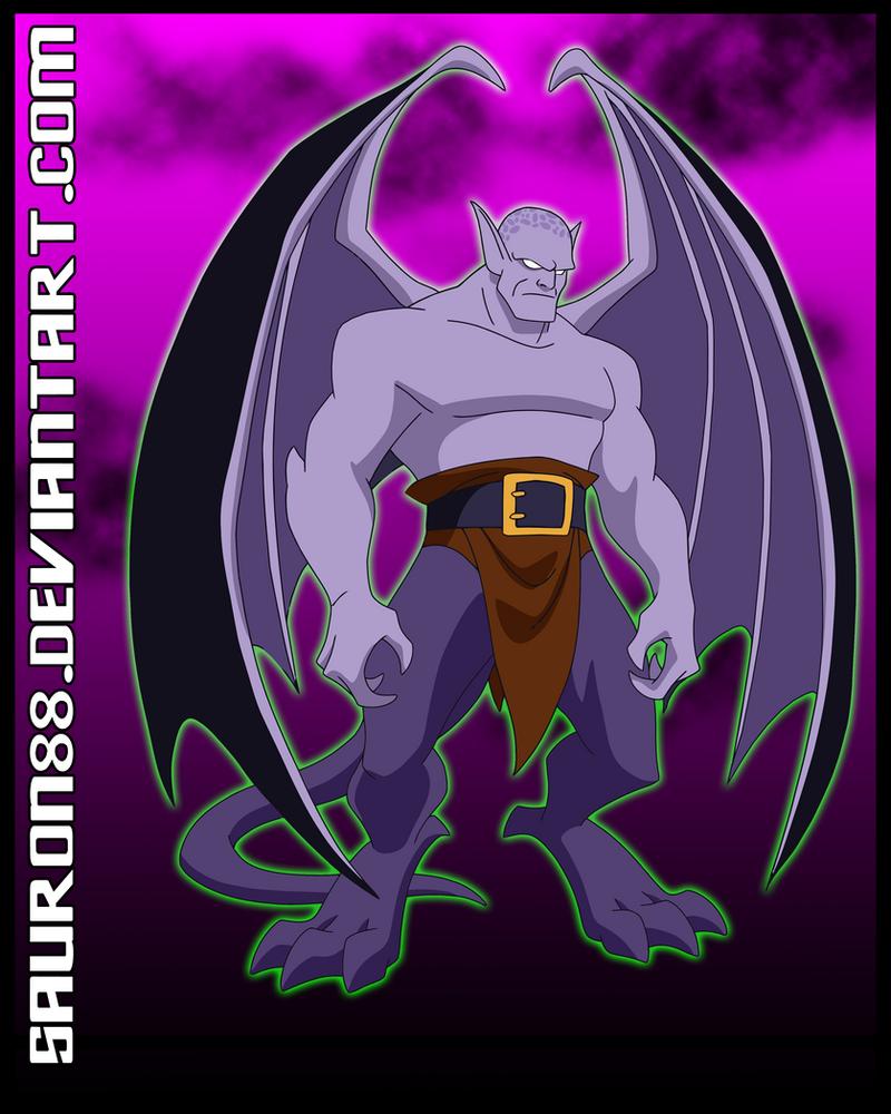 Goliath 2.0 OC by Sauron88