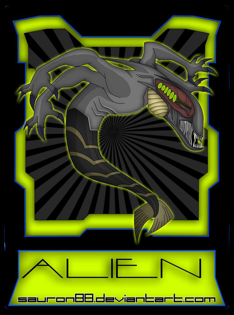 Alien 3.0 by Sauron88