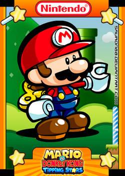 Mario VS Donkey Kong - Tipping Stars - MARIO