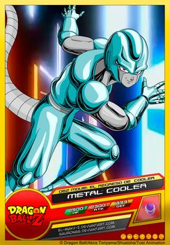 Metal Cooler