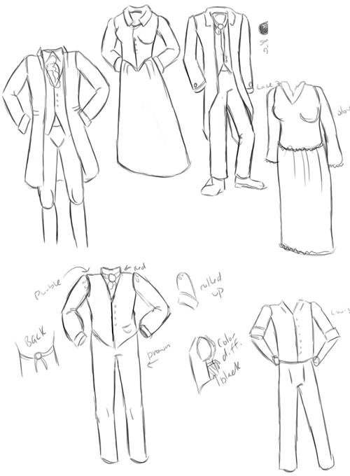 1885 Bitten Clothing Ideas By CaptainPolaris On DeviantART