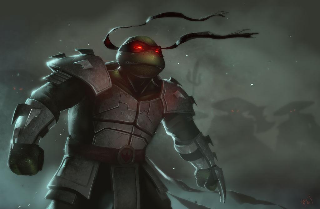 Nightmare Raphael