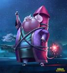 KFP : Battle of Destiny / Cosmic Pig
