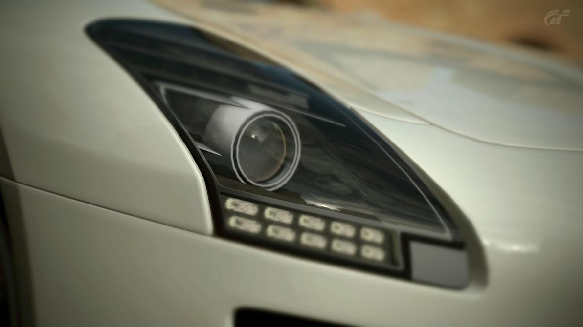SLS AMG - White Tuning base 9