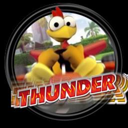 Moorhuhn Kart Thunder Icon By Darhymes On Deviantart