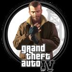 Grand Theft Auto 4 - icon