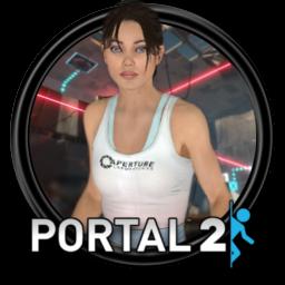 Portal 2 - Icon by DaRhymes