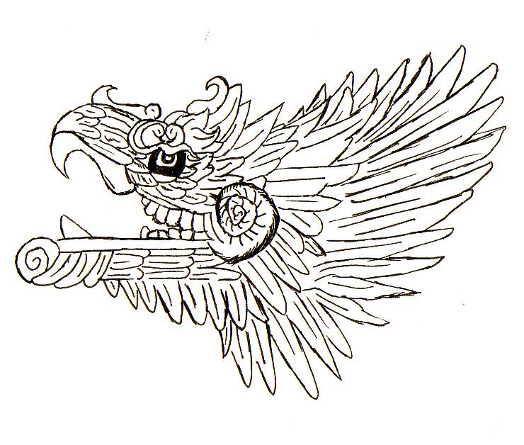 Mayan quetzalcoatl by twiztid wolf on deviantart for Aztec tattoo shop phoenix az