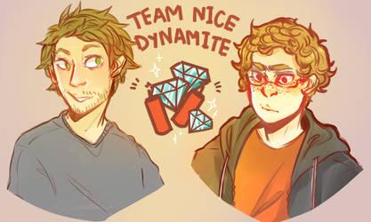 Team Nice D by pikmama