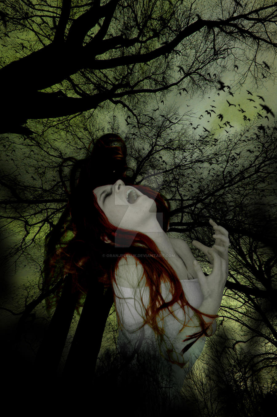Soul Scream by oranjpeeluk